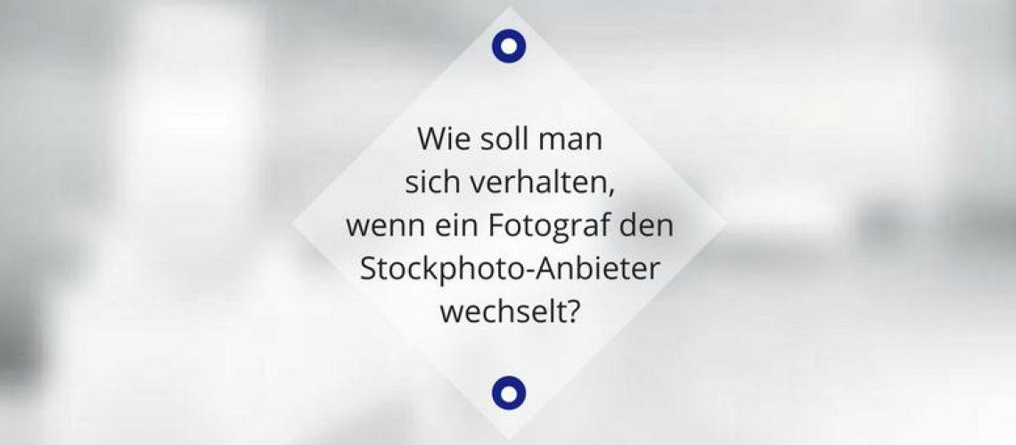 Stockphoto-Anbieter