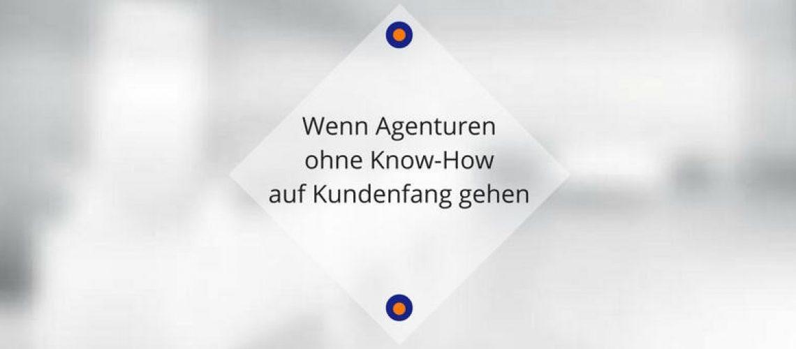 agenturen-ohne-knowhow