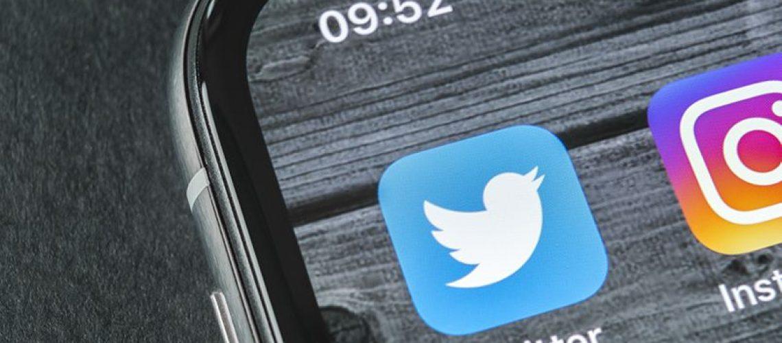 Twiter Benützung